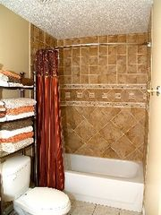 Tropic Winds condo photo - Master bath