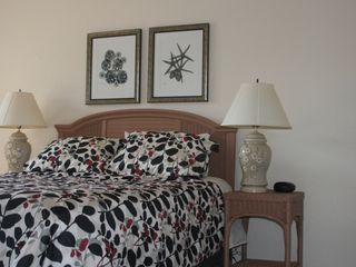 Cape Coral house photo - Guest bedroom with queen bed.