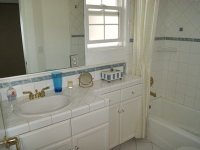 The second master bath