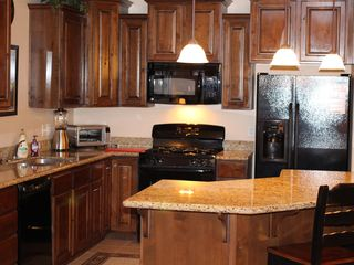 Bear Hollow Village condo photo - Full Modern Kitchen with all utensils, coffee maker, blender, toaster too!