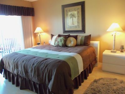 Master Suite With Lanai, Flat Screen TV