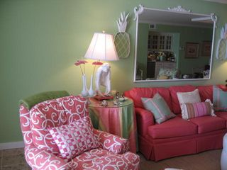 Perdido Key condo photo - Living Room
