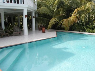 Your own private swimming pool!