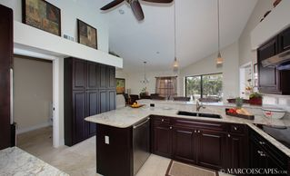 Vacation Homes in Marco Island house photo - Fully Appointed and Modern Caribbean Kitchen ...