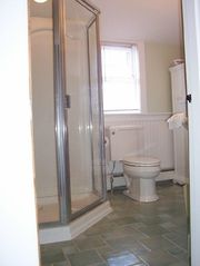 Nantucket Town house photo - Upstairs Bath