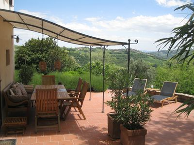 'Casapietra Assolata' - Rustico in fantastic location with pool