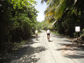 Vieques Island villa photo - Bike the unbeaten path