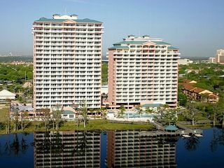 Lake Buena Vista condo photo - Blue Heron Beach Resort 16th Floor Deluxe 2 Bed 2 Bath Condo with Sweeping Views