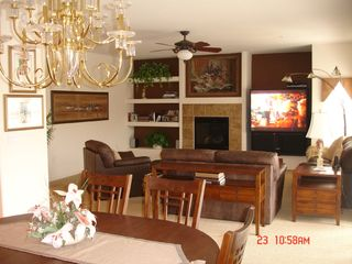 Dining room/Family room - Scottsdale Grayhawk condo vacation rental photo