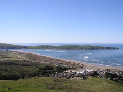 View of Point Reyes Peninsula/ Dillon Beach