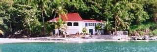 Tortola house photo - From the water
