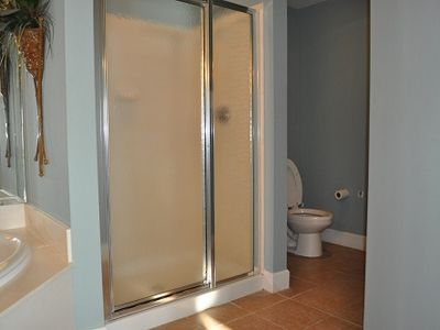 Master Bathroom with Separate Shower