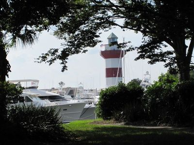 Harbour Town condo rental