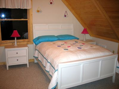 Hendersonville cabin rental - Bedroom