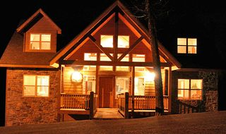 Branson lodge photo - Spectacular at Night