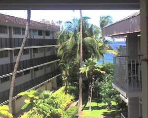 Kihei condo photo - View from Lanai