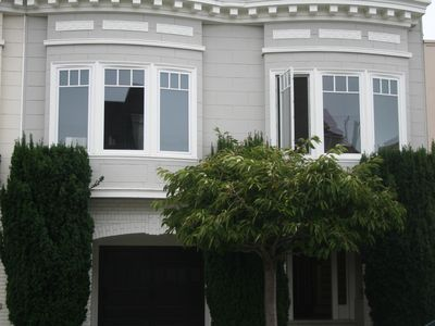 San Francisco house rental - Avila Street
