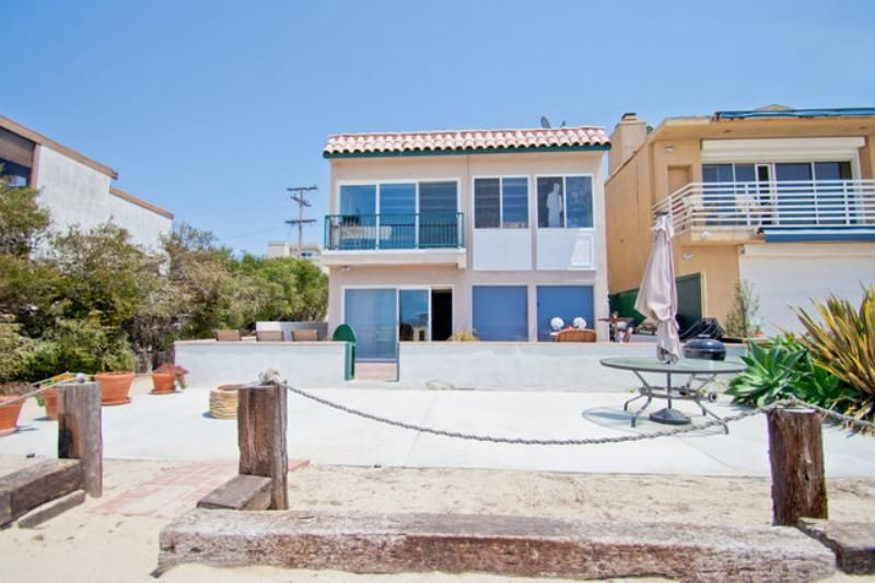 Beach house in la on the sand 2 br vacation house for for Rent a house la