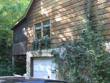 Bryson City cabin rental - Welcome to Log Heaven...A vacation home that you will fall in love with....