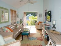 A Touch of Paradise...Key West Style!  Remodeled 2 bed 2 bath