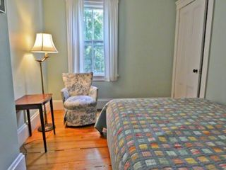 Vineyard Haven house photo - Bedroom #2 - Has Queen Bed. First Floor