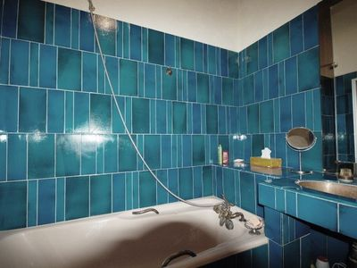 .4th Pompidou Centre/Le Marais apartment rental - Studio: Bathroom