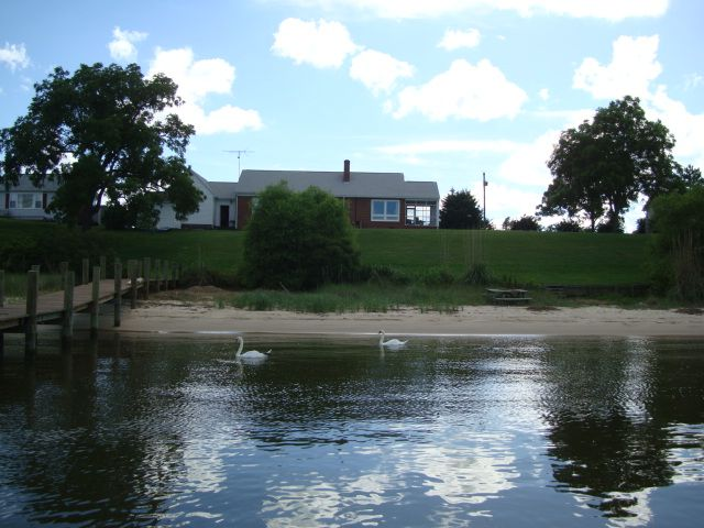Waterfront, Beach, Dock, Fishing, Historic Sites, State Park