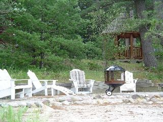 Gaylord cabin photo - relax!