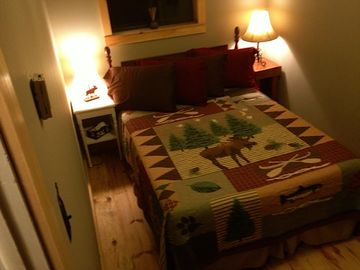The Moose Bedroom