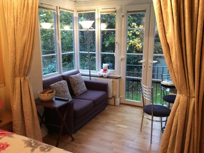 Small Luxury Apartment, Central London