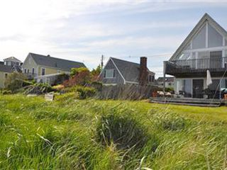 Provincetown condo photo - House on the right.