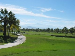 Nuevo Vallarta condo photo - El Tigre Champion Golf Course View