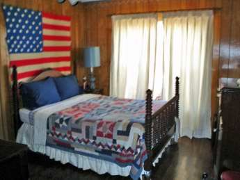 Port Aransas condo rental - Second Bedroom - Full-Size Bed