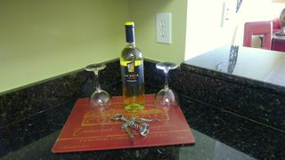 Perdido Key condo photo - Complimentary Wine for our Returning Guests