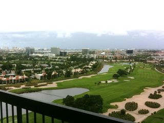 West Palm Beach condo photo - View from main balcony