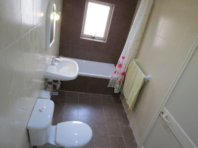 Sliema apartment rental - Flat fifty eight Bath room