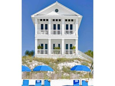 Rosemary Beach house rental