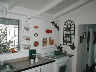 Montserrat villa photo - Kitchen
