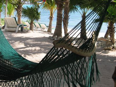 Tres Delfines -- You may never get out of your hammock!