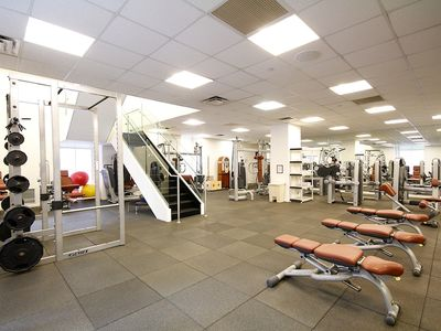 Amazing Two Floor Gym