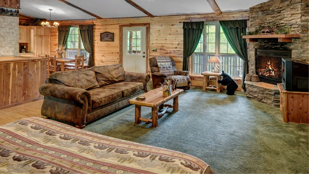 Eureka Springs Cabin Rental Beaver Lake Area Vrbo