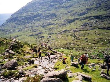 Hillwalking in Kerry