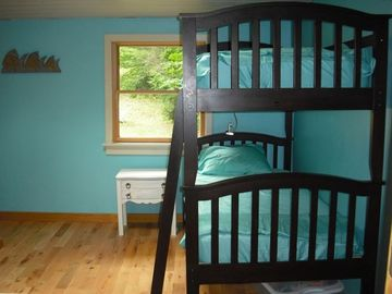 Junior room bunkbeds and some toys for young ones too!