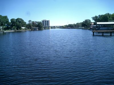Crown Jewel of Tampa (according to Mayor Iorio) The Hillsborough River