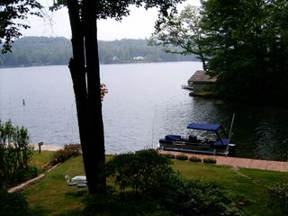 Lake Toxaway cottage photo - From the deck