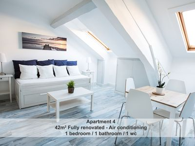 Ideal for Holidays & Congress 5 min on foot from Palais festivals/Croisette/Sea - Apartment 4