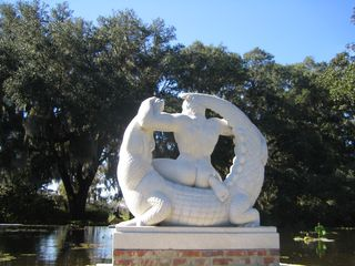 Calabash condo photo - Brookgreen Gardens the most significant collections of sculpture in the world.