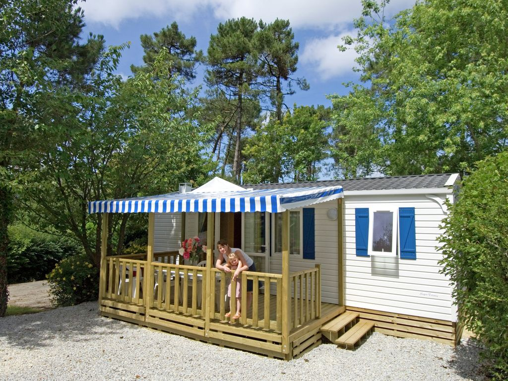 Holiday house, 28 square meters