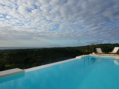 La Puntilla, contemporary villa in Rio San Juan on the north and wild coast