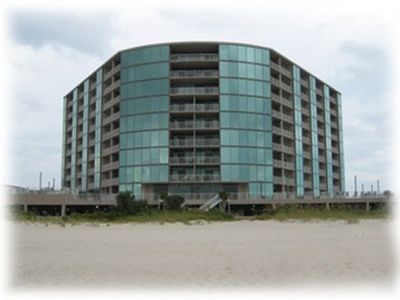 Biloxi condo rental - The only Condo Directly on the Beach!
